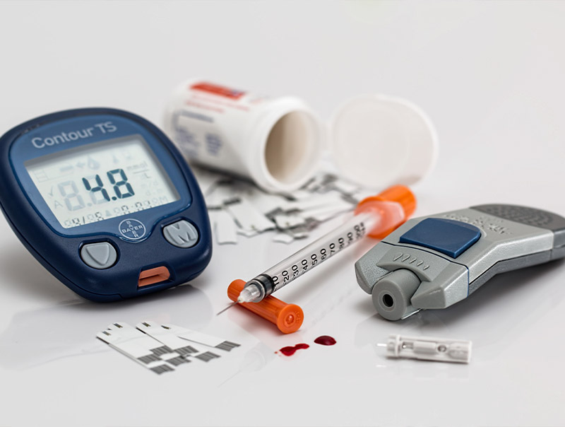 Diabetes-Related Skin Conditions