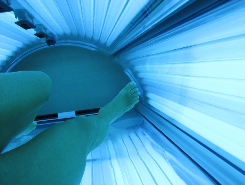 Tanning Beds and Tanning Booths